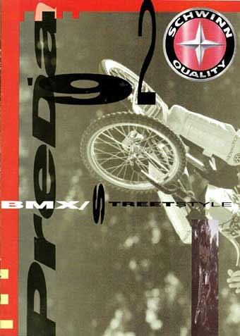 SCHWINN BMX COMPANY @ 23MAG BMX