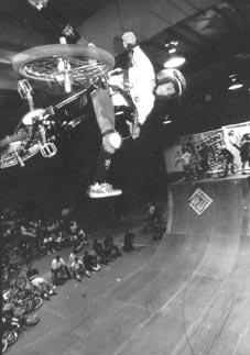 dave mirra kov finals