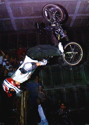 bike stunts photos. events/Bicycle Stunts Series