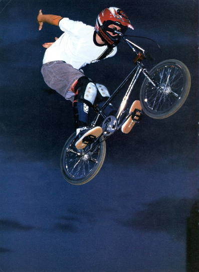 joey garcia 1996 x-games dirt suicide no hander