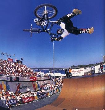 1997 X-GAMES @ 23MAG BMX