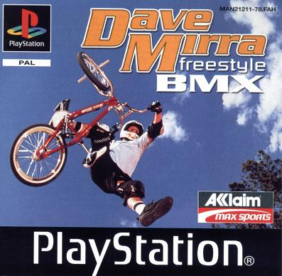 dave mirra video game
