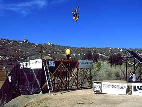 allan 54 feet backflip