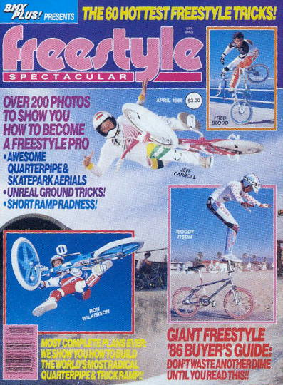 ron wilkerson freestyle spectacular