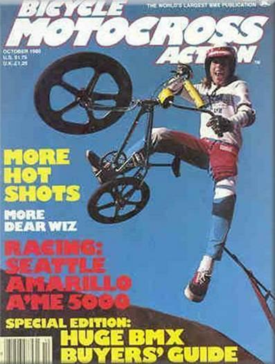 Bmx Action Magazine 1980 23mag Bmx