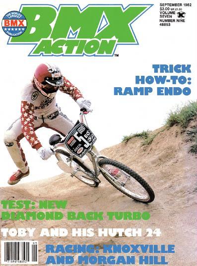 Bmx Action Magazine 1982 23mag Bmx