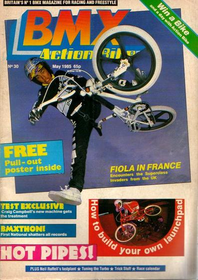 eddie fiola bmx action bike 30