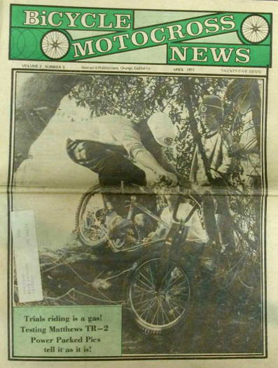 rl osborn bicycle motocross news 04 1975