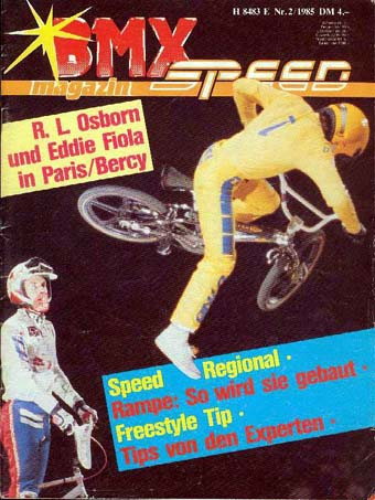 eddie fiola bmx speed