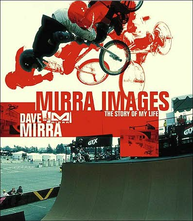 dave mirra images bmx book
