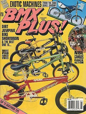 Bmx Plus Magazine 2000 At 23mag Bmx