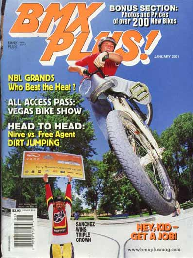 Mike Aitken bmx plus!