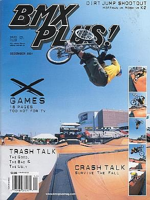 dave mirra bmx plus cover