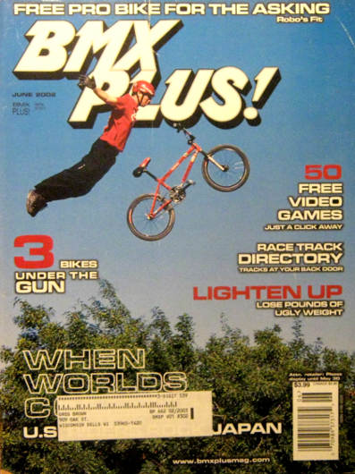 tj lavin bmx plus