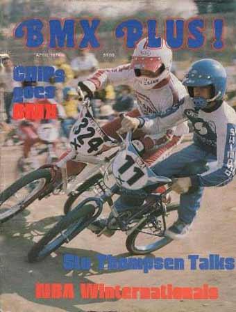 * BMX PLUS! MAGAZINE 1979 @ 23MAG BMX