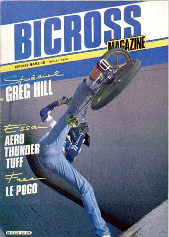 craig campbell bicross mag cover
