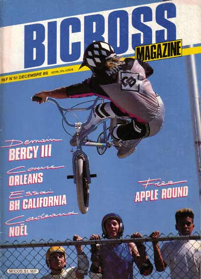 mike dominguez bicross magazine