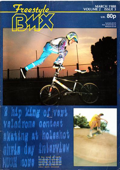 Details about  /Hoffy 1982 Pro Thunder 4 BMX