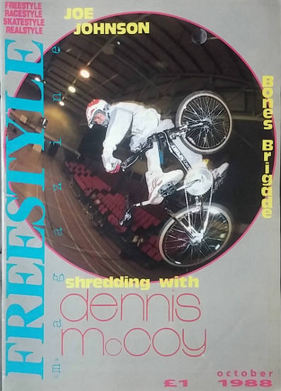 freestyle bmx uk turndown 10 1988