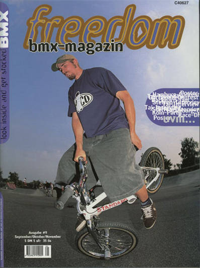 chad degroot freedom bmx