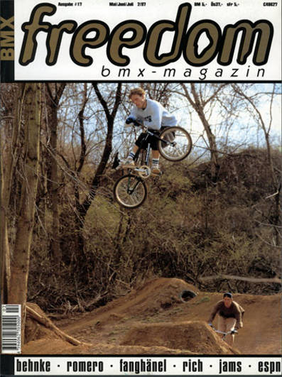 joe rich freedom bmx