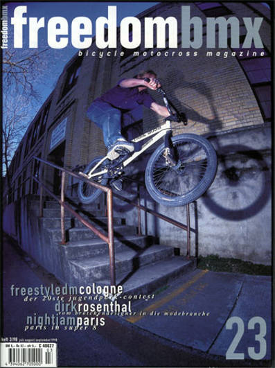 jimmy levan freedom bmx 07 1998