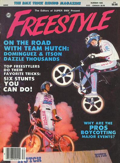 mike dominguez freestyle summer 1985