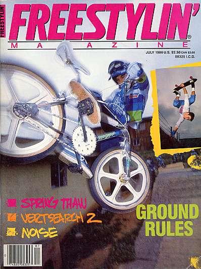 freestylin bmx magazine 1986   23mag bmx