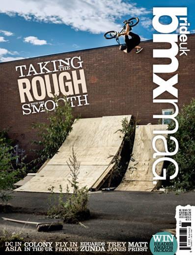 Ride Bmx Uk Magazine 2012 23mag Bmx