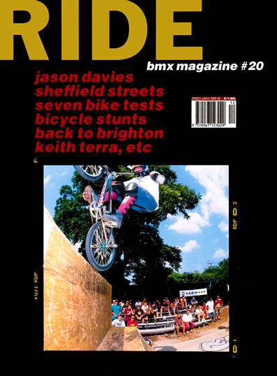 dave mirra ride bmx uk