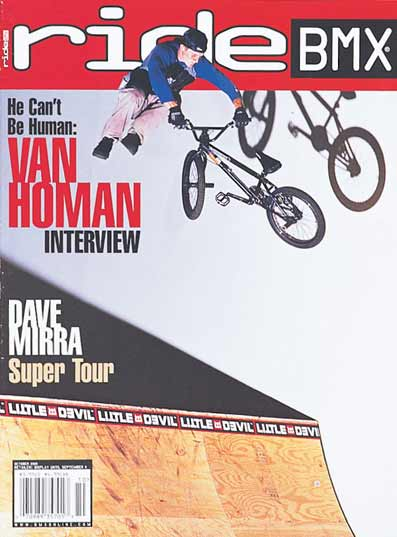 van homan ride bmx us 10 2001