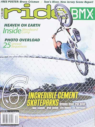 kris bennett ride bmx us 12 2001