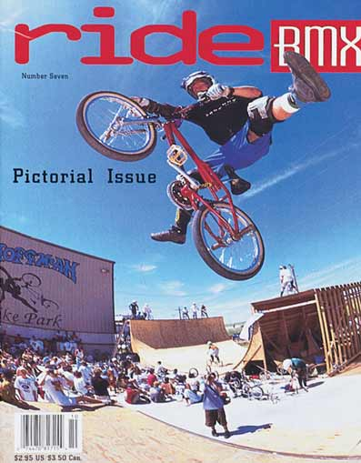 joe rich  ride bmx us 10 1993