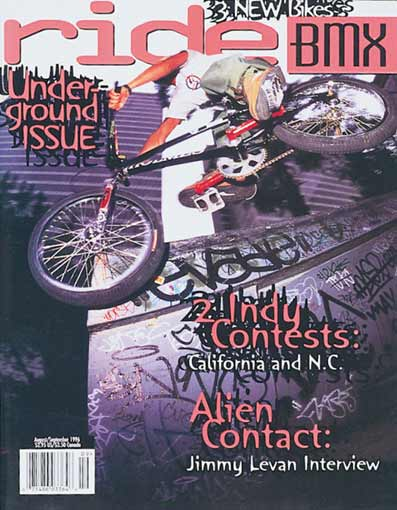 jimmy levan ride bmx us