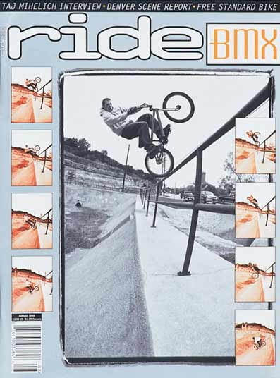 taj mihelich ride bmx us 08 1999