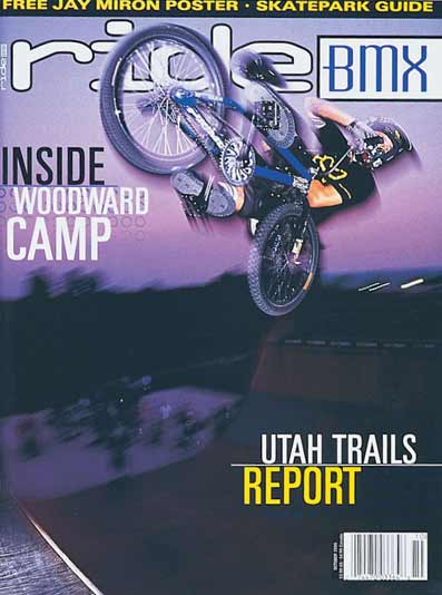 joe rich ride bmx us 10 1999