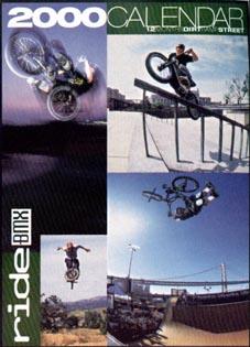 Ride Bmx Us Magazine 1998 1999 23mag Bmx