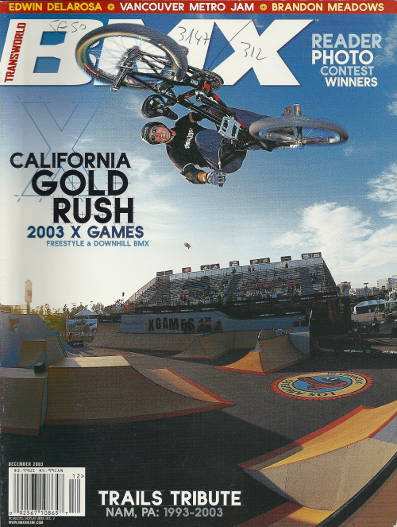transworld bmx cover