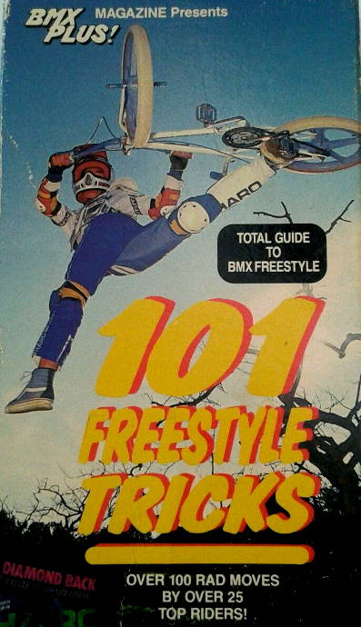 mat hoffman bmx plus! 101 freestyle tricks